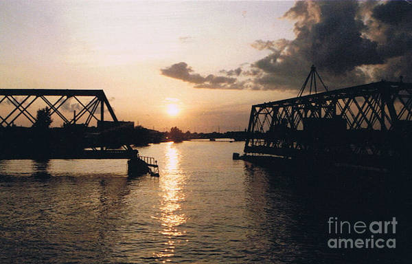 Superior Art Print featuring the photograph Sunset In Superior Wi by Tommy Anderson