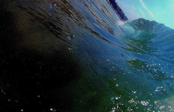 Art Print featuring the photograph Waves by Armin Smit