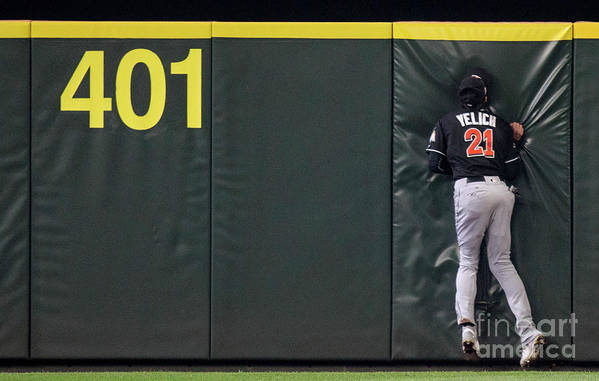 People Art Print featuring the photograph Miami Marlins V Seattle Mariners 2 by Stephen Brashear
