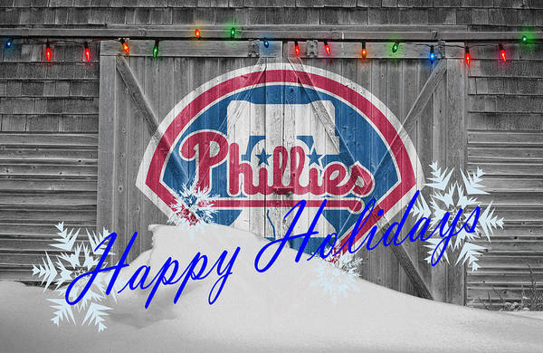 Phillies Art Print featuring the photograph Philadelphia Phillies by Joe Hamilton