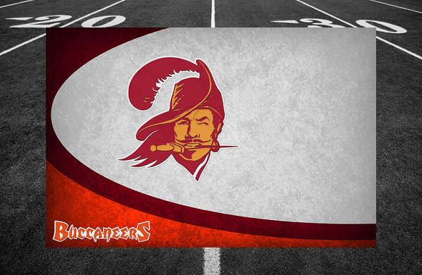 Buccaneers Art Print featuring the photograph Tampa Bay Buccaneers by Joe Hamilton