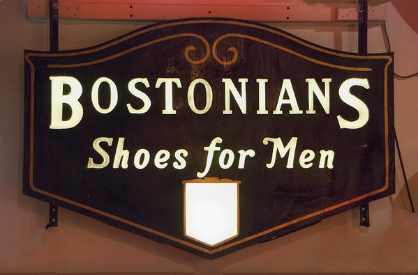 Bostonians Art Print featuring the photograph Bostonians by Phyllis Taylor