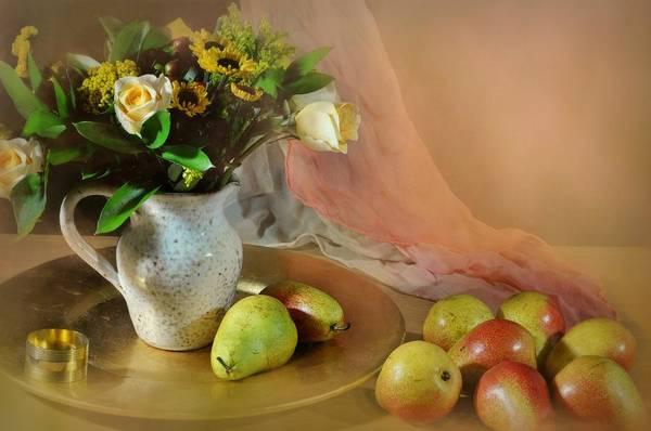 Still Life Print featuring the photograph Concerto by Diana Angstadt