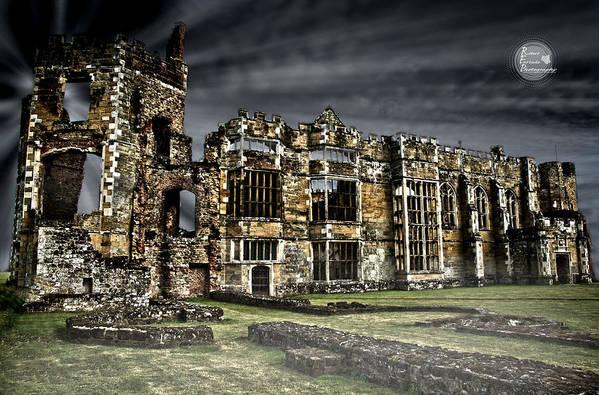 Ruins Art Print featuring the photograph Cowdry Ruins by Robert Furtado
