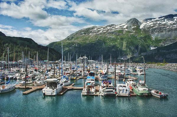 Alaska Print featuring the photograph Gateway To Prince William Sound Alaska by Kim Hojnacki