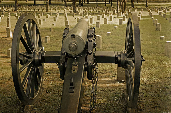 Civil War Battlefield Art Print featuring the photograph Hope And Change by Steven Michael