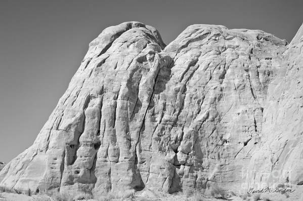 Black Art Print featuring the photograph Paria Utah X by Dave Gordon