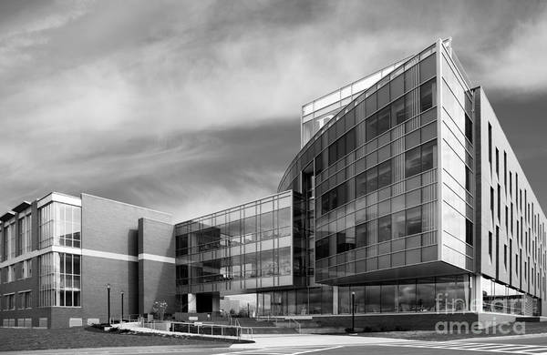 New York Art Print featuring the photograph Rochester Institute Of Technology Institute Hall by University Icons