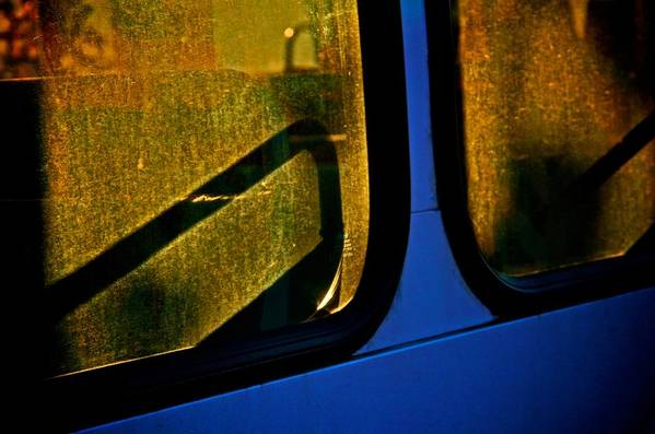 Windows Art Print featuring the photograph Impaired Vision by Odd Jeppesen