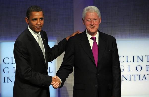 U.s. President Print featuring the photograph U.s. President, Barack Obama, Former by Everett