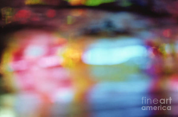 Abstract Art Print featuring the photograph Abstract by Tony Cordoza