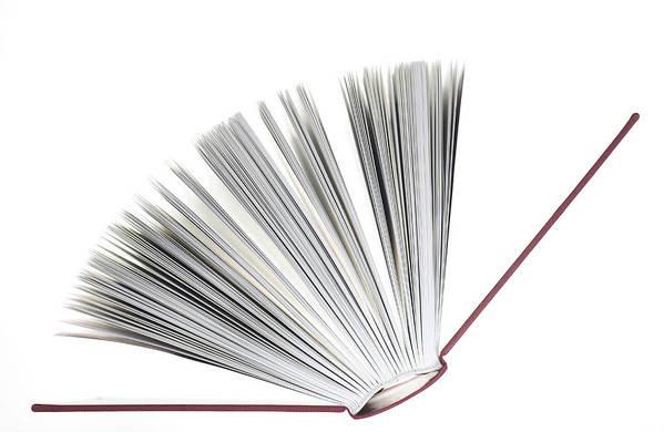 Frank Tschakert Art Print featuring the photograph Book by Frank Tschakert