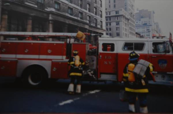Fdny Art Print featuring the photograph Bravest Of The Brave by Rob Hans