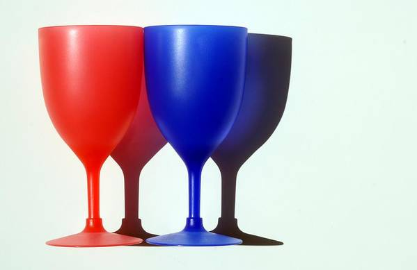 Photo Art Print featuring the photograph Goblets by Dan Holm