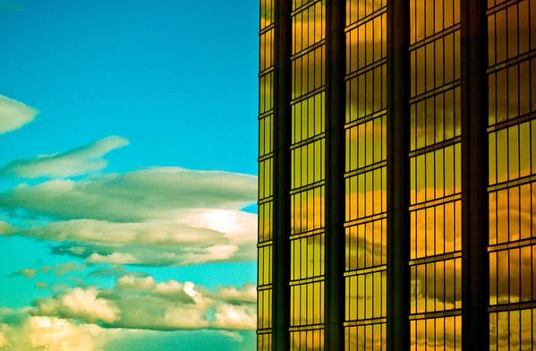 Las Vegas Art Print featuring the photograph Las Vegas by Patrick Flynn