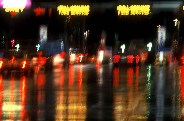 Abstract Art Print featuring the photograph Nyc Toll Booth by Brad Rickerby