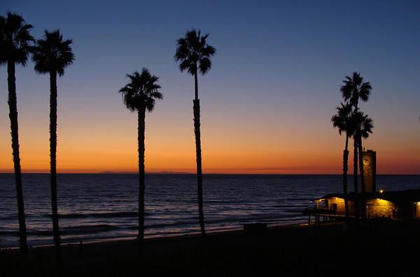 Landscape Art Print featuring the photograph San Clemente Sunset by Ty Nichols