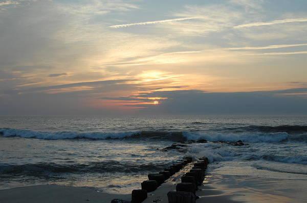 Ocean Sunrise Art Print featuring the photograph Sunrise Ocean 50 by Joyce StJames