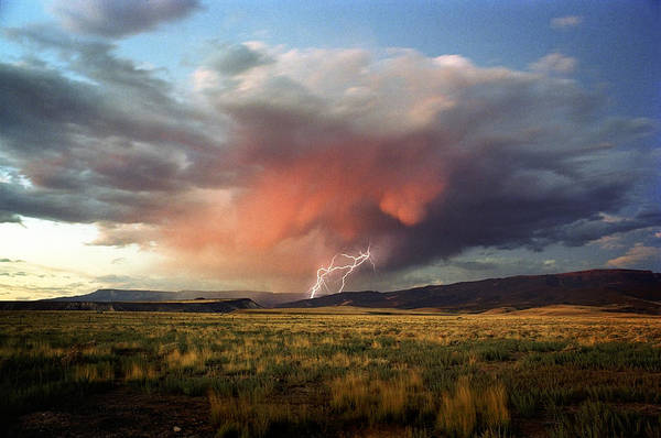 Colorado Art Print featuring the photograph The Hand Of God by Dusty Demerson