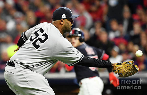 Three Quarter Length Art Print featuring the photograph Divisional Round - New York Yankees V by Jason Miller