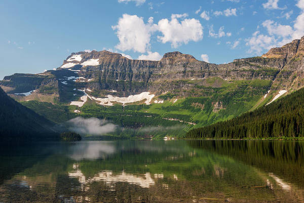 Alberta Art Print featuring the photograph Canada, Alberta, Waterton Lakes by Jamie and Judy Wild