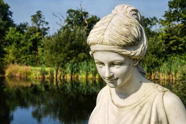 Lower-bruckland Art Print featuring the photograph Lady Of The Lake by Susie Peek