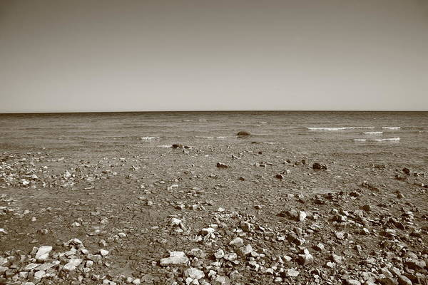 America Art Print featuring the photograph Lake Huron by Frank Romeo