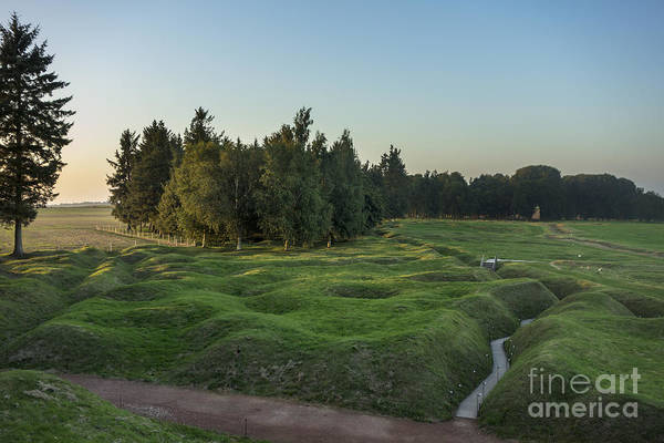 Beaumont-hamel Print featuring the photograph 130918p146 by Arterra Picture Library
