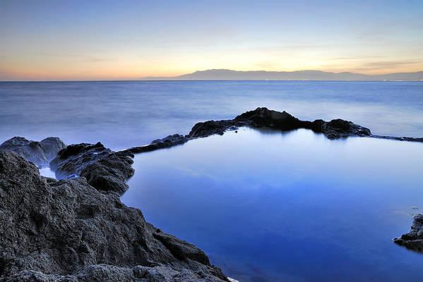 Water Art Print featuring the photograph Cabo De Gata by Guido Montanes Castillo