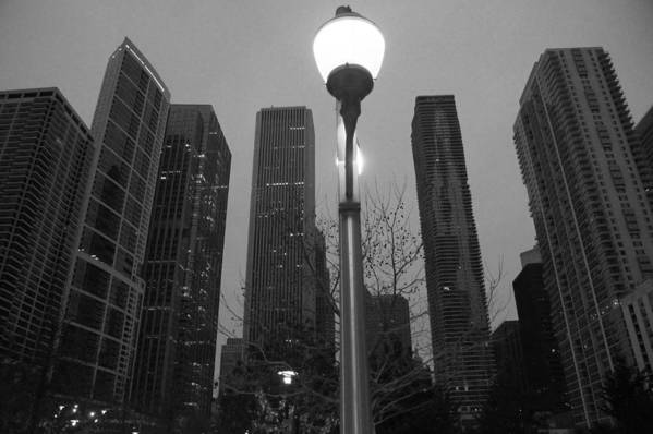 Lights Art Print featuring the photograph Rise by Gregory Lafferty