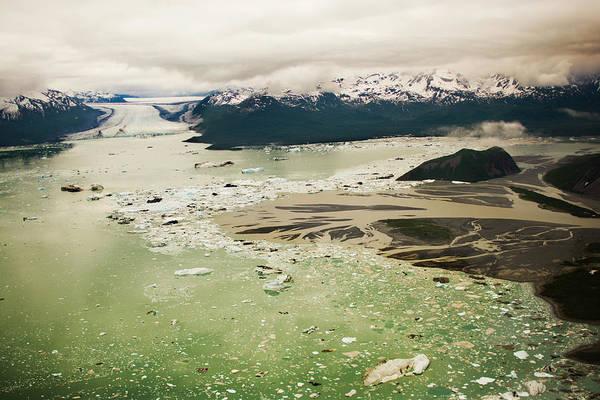 Alaska - Usa State Art Print featuring the photograph Tatshenshini River by Glenn Oakley