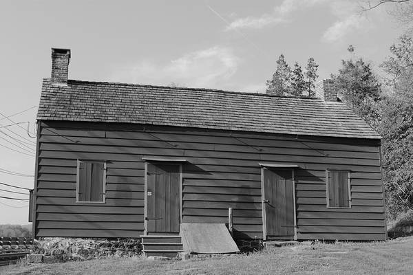 America Art Print featuring the photograph Farmhouse by Frank Romeo