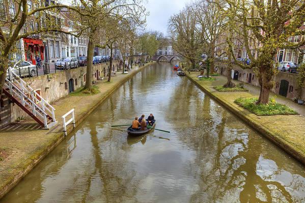 Utrecht Art Print featuring the photograph Utrecht by Joana Kruse