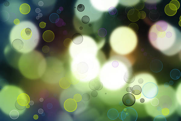 Abstract Art Print featuring the photograph Abstract Background by Les Cunliffe