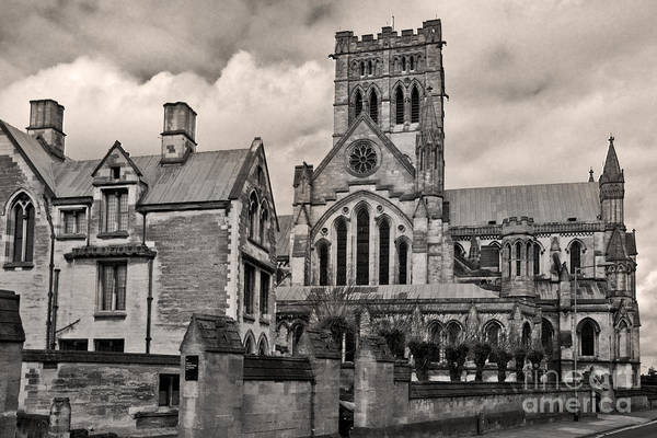 St John Art Print featuring the photograph The Cathedral Of St John The Baptist by Darren Burroughs