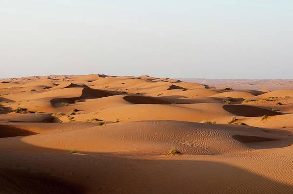 Arab Art Print featuring the photograph Wahiba Sands Desert, Oman by Sergio Pitamitz
