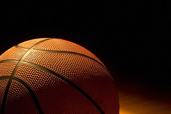 Basketball Print featuring the photograph After The Game by Andrew Soundarajan
