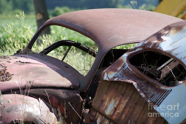 Volkswagon Art Print featuring the photograph Bug11 by John Turner