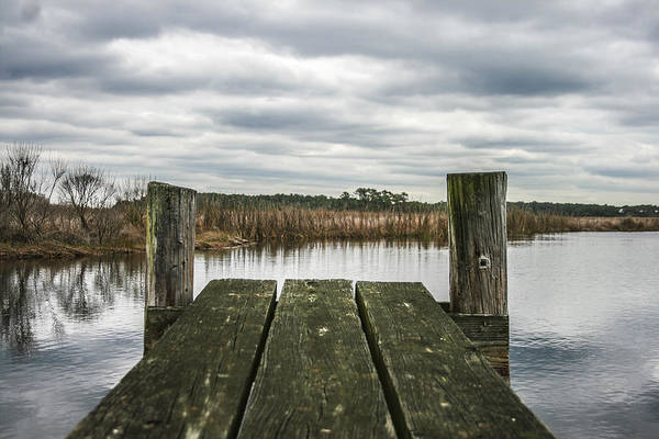 Landscape Art Print featuring the photograph Clear View by Steven Taylor