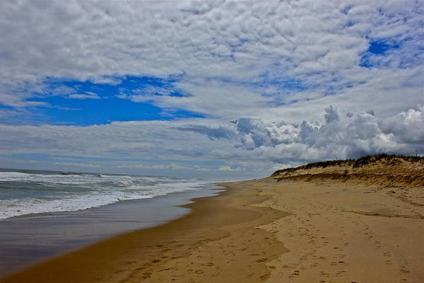 Coast Guard Beach Art Print featuring the photograph Coast Guard Beach by Amazing Jules