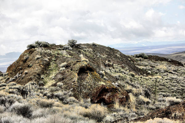 High Desert Art Print featuring the photograph Dragon's Head by Ray Finch