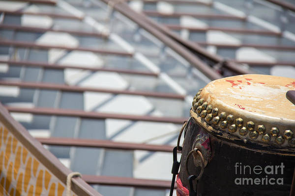 Dragon Boating Art Print featuring the photograph Empty Seats by Conni Walker