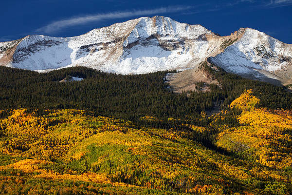 Colorado Landscapes Art Print featuring the photograph Foothills Of Gold by Darren White