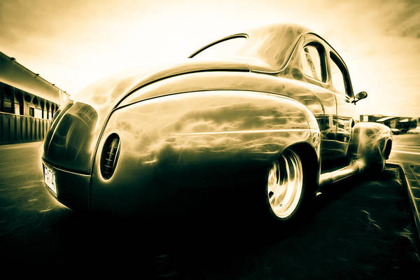Ford Clubman Print featuring the photograph Ford Clubman by Phil 'motography' Clark