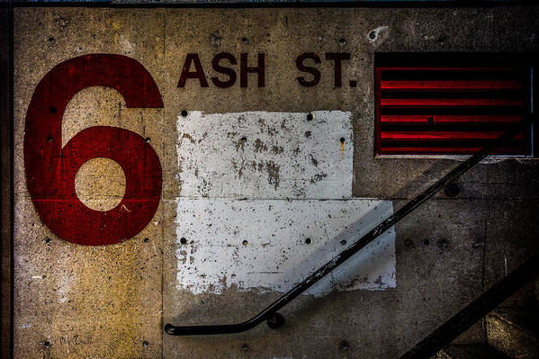 6 Art Print featuring the photograph Foundation Number Nineteen by Bob Orsillo