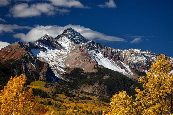 Colorado Landscapes Art Print featuring the photograph Golden Afternoon by Darren White