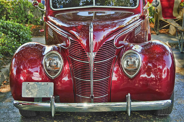 Kenny Francis Art Print featuring the photograph Good As New by Kenny Francis