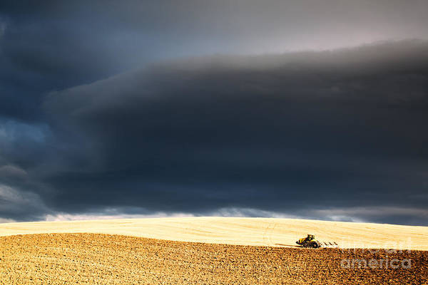 Storm Art Print featuring the photograph Incoming Storm by Matteo Colombo