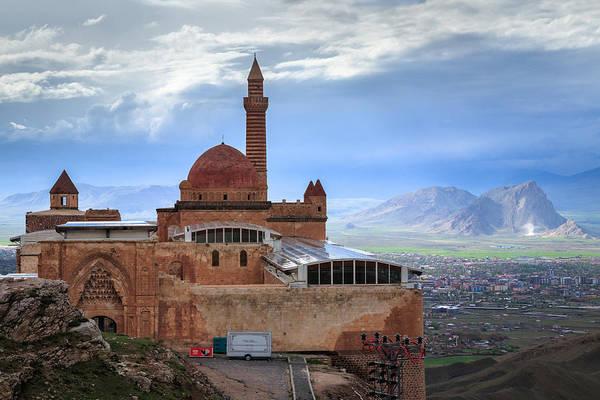 Ishak Pasha Palace, Dogubeyazit, Agri Province, Turkey Art Print