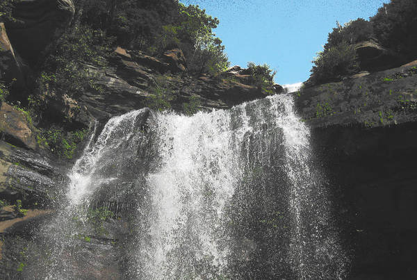 Astrid Dininno Art Print featuring the photograph Kaaterskill Falls Ny Il by Astrid Dininno